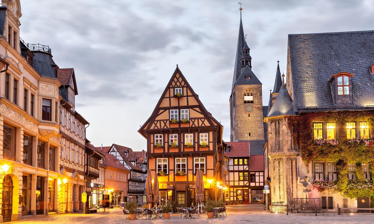 Hochzeitsportal Fur Sachsen Anhalt Quedlinburg