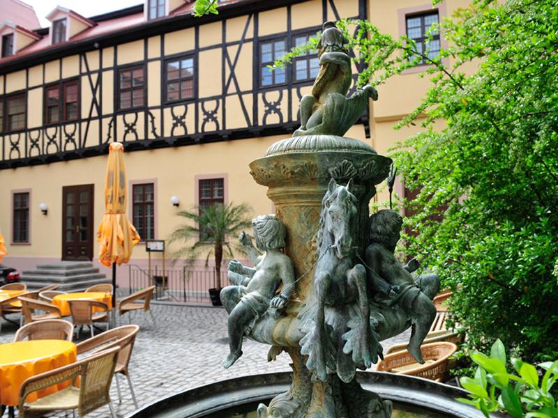 Hochzeit Sachsen Anhalt Händel Haus in Halle an der Saale